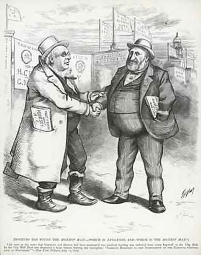 Amazon Com Thomas Nast William Boss Tweed And Horace