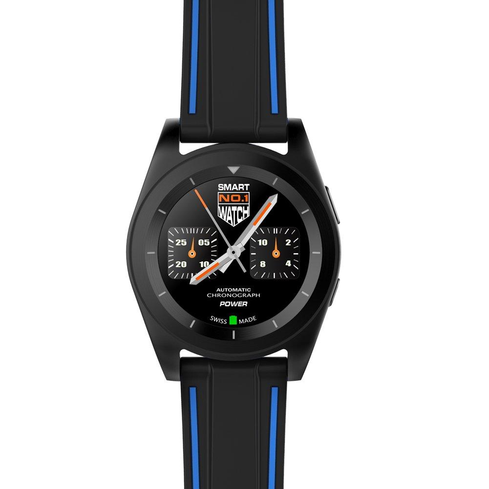 Amazon.com: UniHappy NO.1 G6 Fashion Sport Bluetooth Smart ...