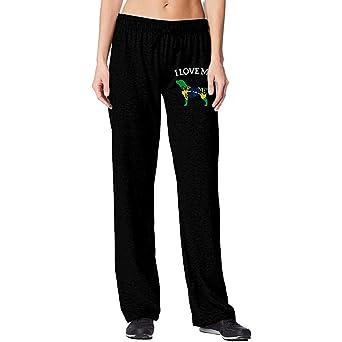 Pantalones de chándal con Bandera de Brasil de Labrador para Mujer ...