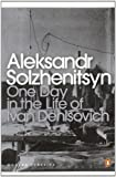 One Day in the Life of Ivan Denisovich by Alexander Solzhenitsyn front cover