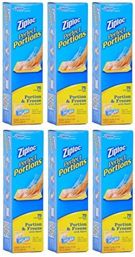 Ziploc Perfect Portion Bags Towels And Other Kitchen