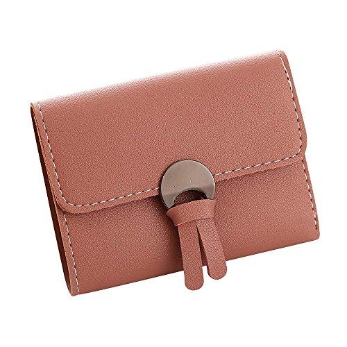 Portafoglio donna Pelle Portamonete per Porta Carte di Credito