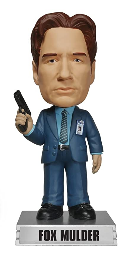 Funko Wacky Wobbler: X-Files Fox Mulder Action Figure