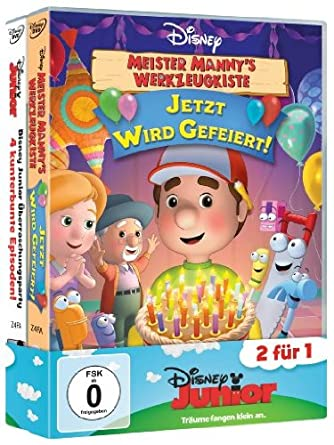 Disney Junior Pack 07 [Alemania] [DVD]: Amazon.es: Wayne Allwine ...