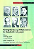 Writing the History of Mathematics, , 3764361662
