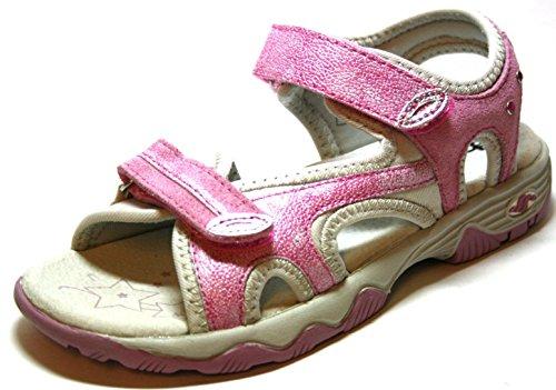 en 0003 Rose Plein Sandales Richter Blanc Enfants Filles Sandales 8785 54 Air by Slv Sabaria Pour Chaussures Loll 4qwTwOv