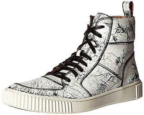 John Varvatos Men's Bedford High Top Sneaker Fashion Snea...