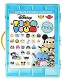My Sticker and Storage Kit Official Disney Tsum Tsum Sticker Book and Mini Figures Compatible Storage Organizer