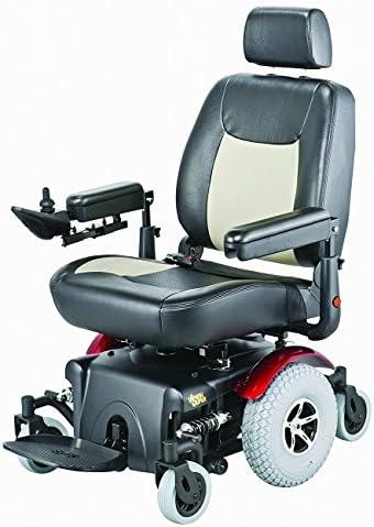 Amazon.com: Merits P327 Vision Super Bariatric Power Wheelchair ...