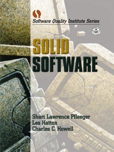 Solid Software by Prentice Hall