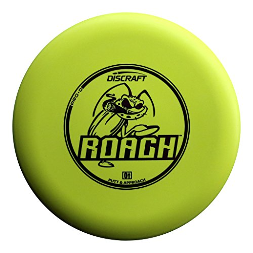 Discraft Pro D Roach Putt and Approach Golf Disc [Colors May Vary] - 173-174g (Best Disc Golf Courses In The Us)