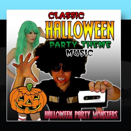 Themes For A Halloween Party (Classic Halloween Party Theme)