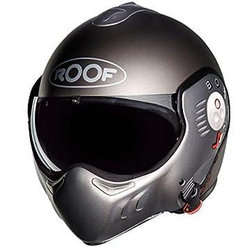 ROOF R05 Boxer V8 Casco de moto (mate)
