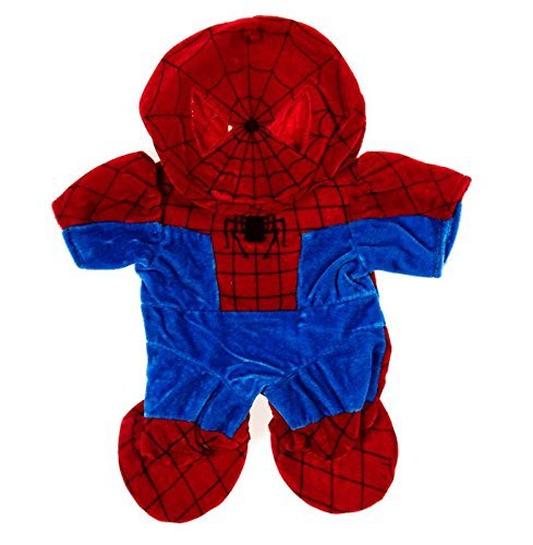 Spider Bear Costume Teddy Bear Clothes Fits Most