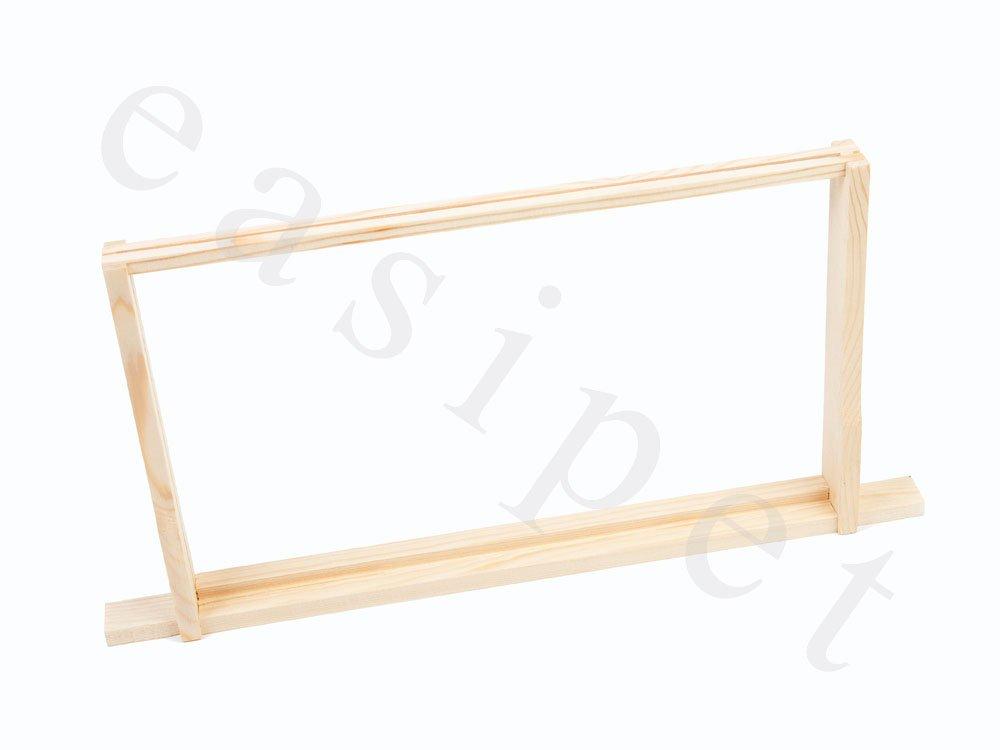 Easipet Brood Frames National DN4 x 100pcs (21186)