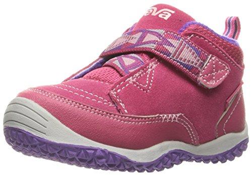 Teva Natoma, Botines de Senderismo para Bebés, Azul Rosa (Raspberry- Raspraspberry- Rasp)