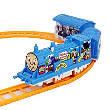 Amazon.com : On Sale Electric small train children train toy pathway rail car for kids tru boy models coches de juguete : Baby