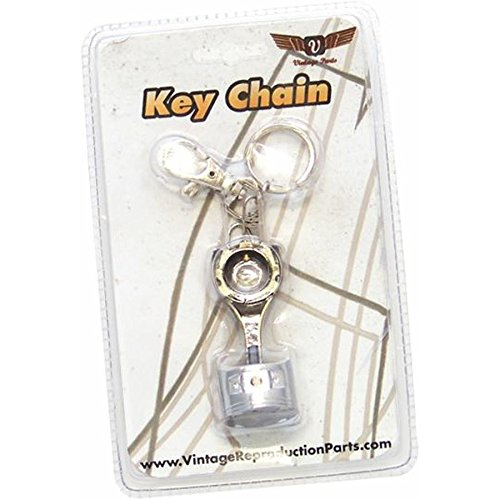 Vintage Parts 54567 Piston Key Chain