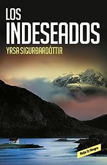 Los indeseados par Yrsa Sigurdardóttir