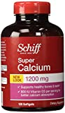 Schiff Super Calcium – 1200 mg – 120 Softgels Review