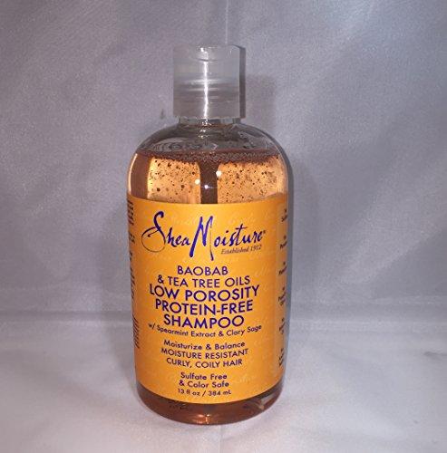 Baobab Tree Oils Porosity Shampoo