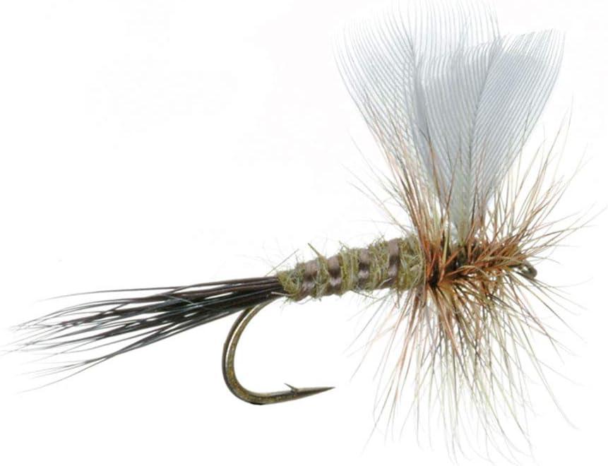 Umpqua Qty 12 Size 16 Parachute Adams