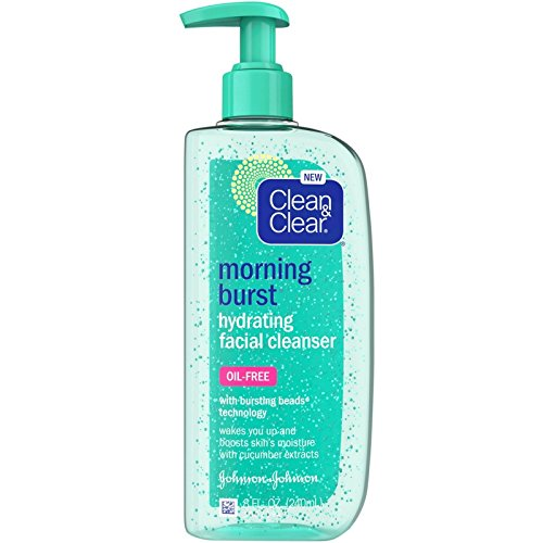 Cln&Clr Mrnng Brst Hydrat Size 8z Clean & Clear Morning Burst Hydrating Cleanser 8z