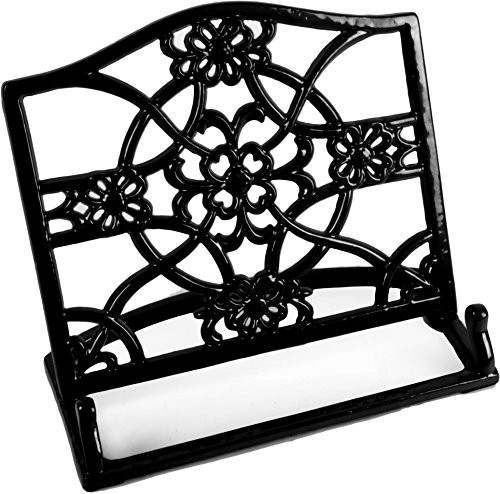 UPC 048676958379, Anchor Hocking Black Cast Iron Cookbook Holder