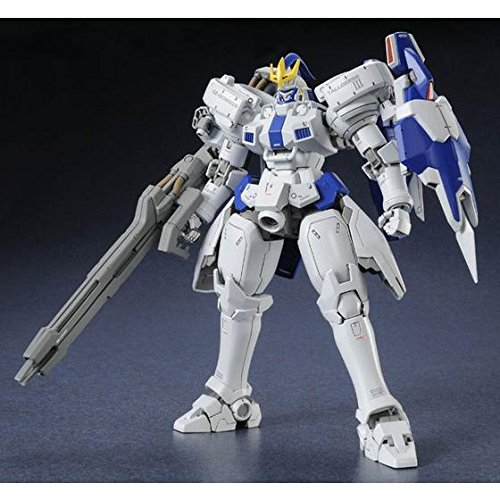 Master Grade Tallgeese III Endless Waltz 1/100 Scale Action Figure Model Kit ()