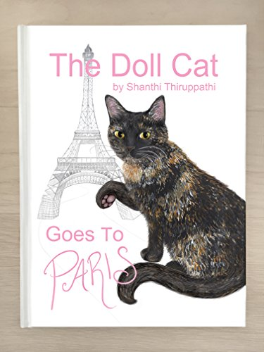 The Doll Cat Goes to Paris - Cat Books 2018 - Paris Books for Girls