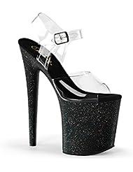 Pleaser Womens FLAMINGO-808MG Sandals