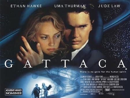 Póster de película 30 x 40 en Gattaca - 77 cm x 102 cm Ethan ...