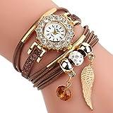 FAPIZI Clearance}Watches Hot Sale Luxury Bracelet Women Popular Quartz Watch Flower Gemstone Wristwatch