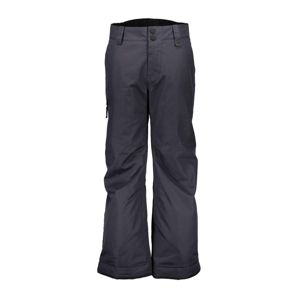 Obermeyer Kids Boys Brisk Pants Ebony Medium Little Kids//Big Kids