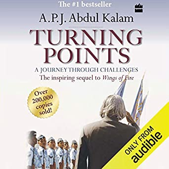 Apj Abdul Kalam New Book Turning Points