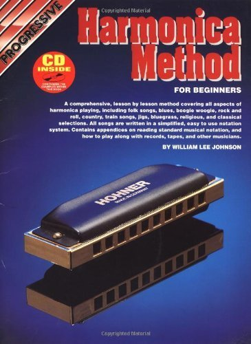 Harmonica Progressive (Progressive Harmonica Method by William Lee Johnson (1984-12-31))