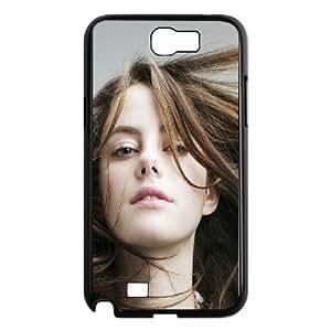 Samsung Galaxy N2 7100 Cell Phone Case Black_Kaya Scodelario Actress Sexy Hair Gsfnu