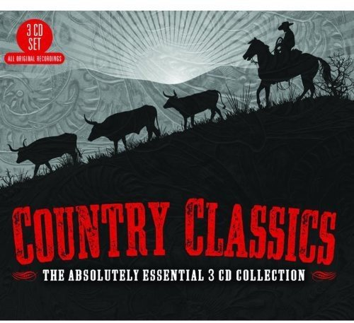 Country Classics: The Absolutely Essential 3CD Col ()