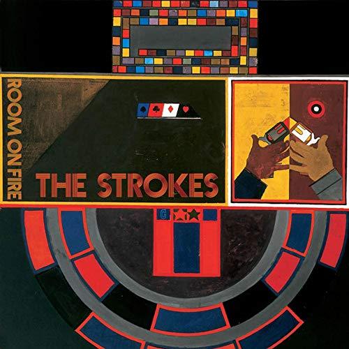 Resultado de imagen de The Strokes - Lp: Room on Fire 400 X 400
