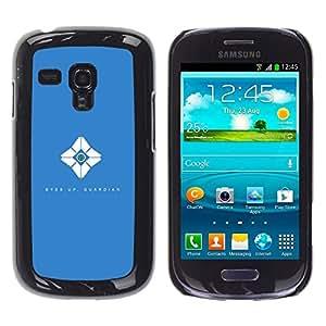 All Phone Most Case / Oferta Especial Duro Teléfono Inteligente PC Cáscara Funda Cubierta de proteccion Caso / Hard Case Samsung Galaxy S3 MINI 8190 // Eyes Up