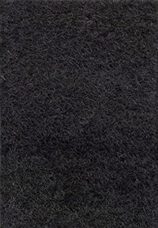 Molded Carpet Black Coverking Custom Fit Dashboard Cover for Select RAM Models