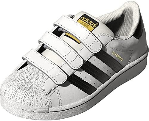 Adidas Originals Superstar, Boys' Trainers, White & Black, 3.5 UK ...