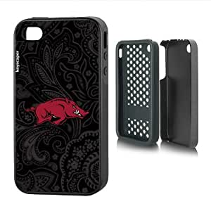 Arkansas Razorbacks iphone 6 plus & iphone 6 plus Rugged Case Paisley NCAA
