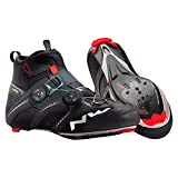 Northwave Men's Extreme Road Winter GTX Black 44 EU 11 US Cycling Shoes