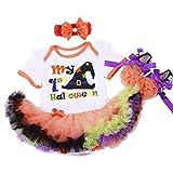 Newborn Infant Baby Girls Halloween Romper Outfits