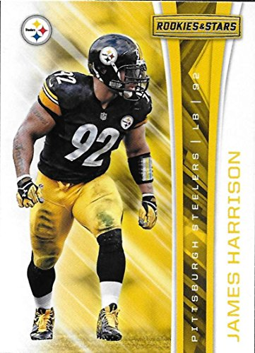 2017 Panini Rookies and Stars #76 James Harrison NM-MT Steelers