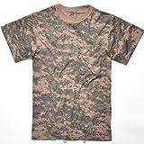 digital acu - Rothco T-Shirt/Acu Digital Camo, Large
