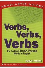 Verbs! Verbs! Verbs! (Scholastic Guides) Paperback