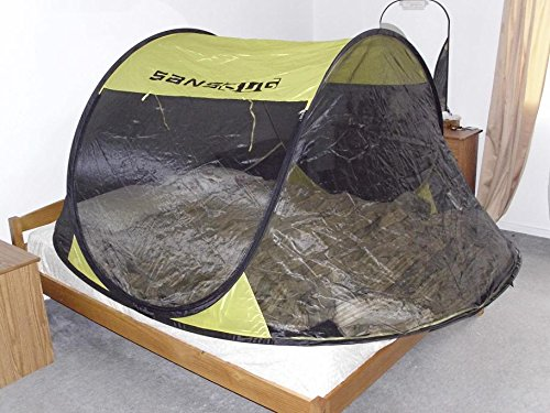 Amazon.com SansBug 3-Person Screen Tent (Tarp Floor) Sports u0026 Outdoors & Amazon.com: SansBug 3-Person Screen Tent (Tarp Floor): Sports ...