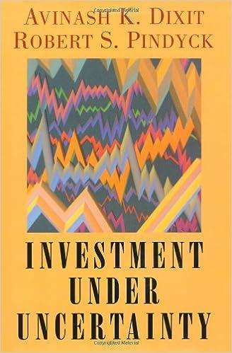 Investment under Uncertainty: Amazon.es: Dixit, Robert K., Pindyck, Robert S.: Libros en idiomas extranjeros